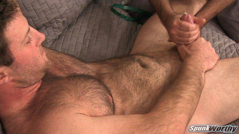 best of Off jerk Gay hairy