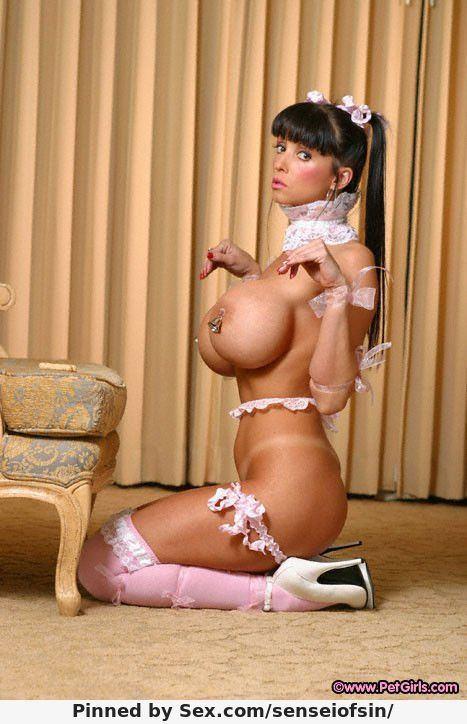 Nude bbw teen in heels