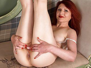 Remarkable topic sex video hot older redhead consider, that