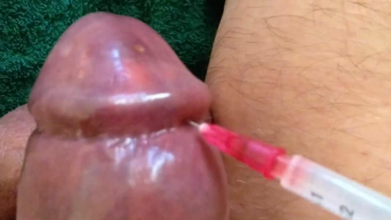 Fry S. reccomend Bdsm silicone injections