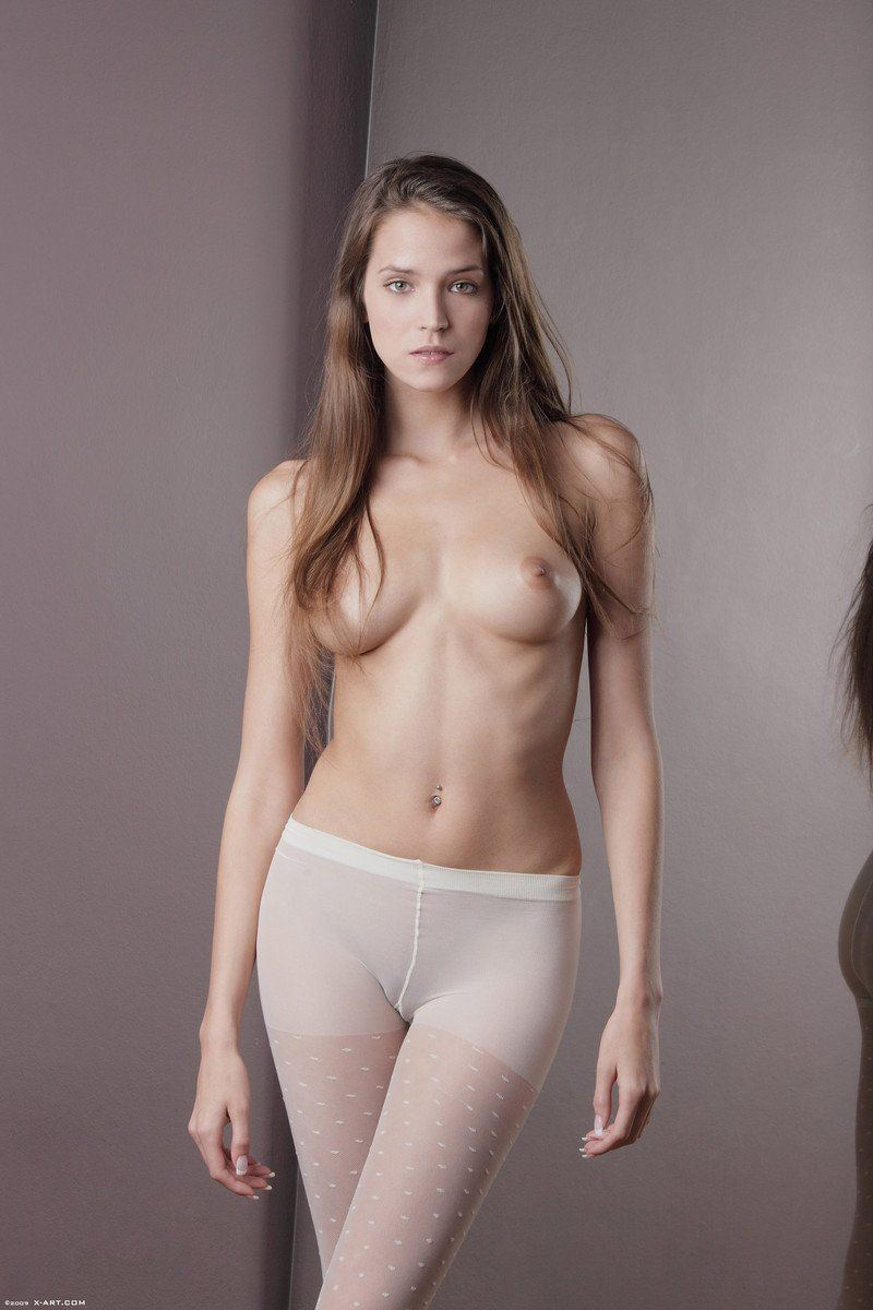 Christina art of pantyhose de
