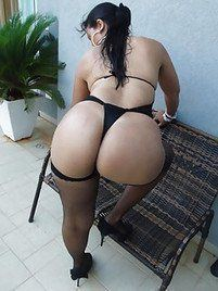 Snickerdoodle reccomend Big asses in stockings