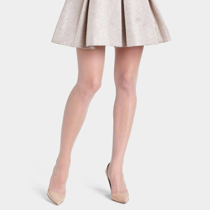 best of Pantyhose and skirts Shiny opaque