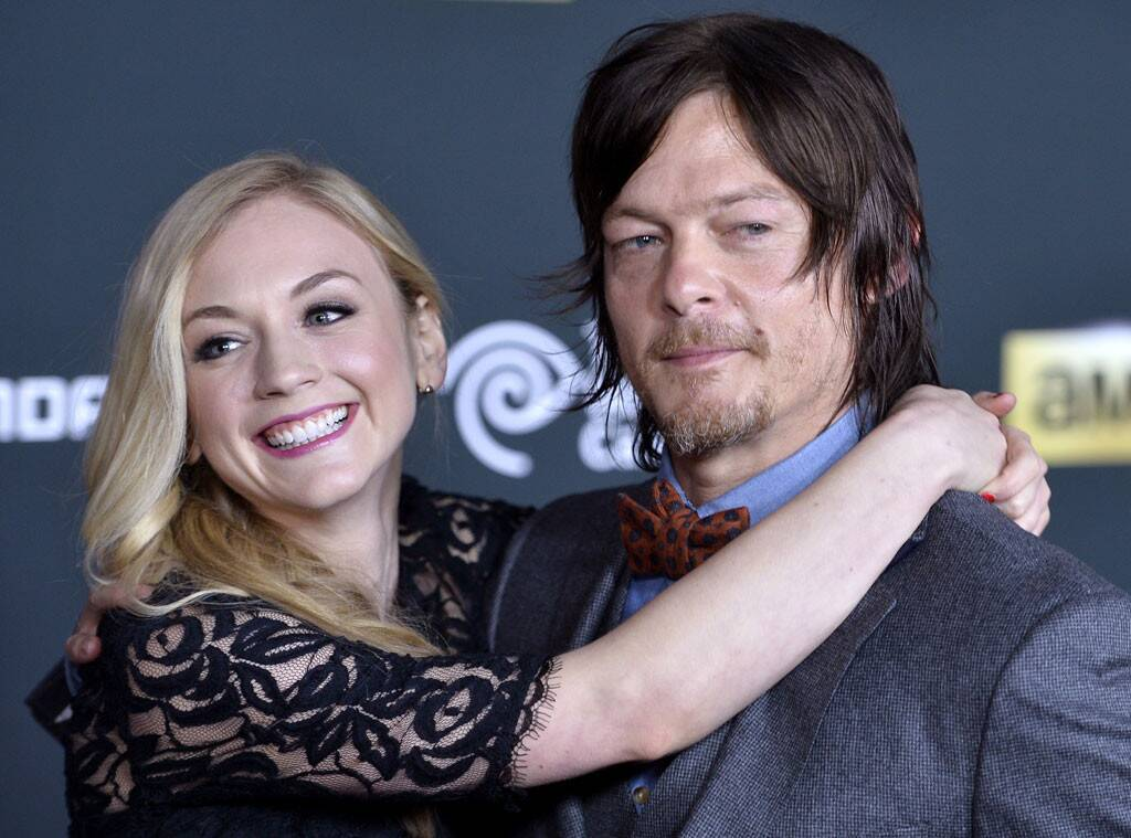Doppler reccomend Daryl and beth dating walking dead