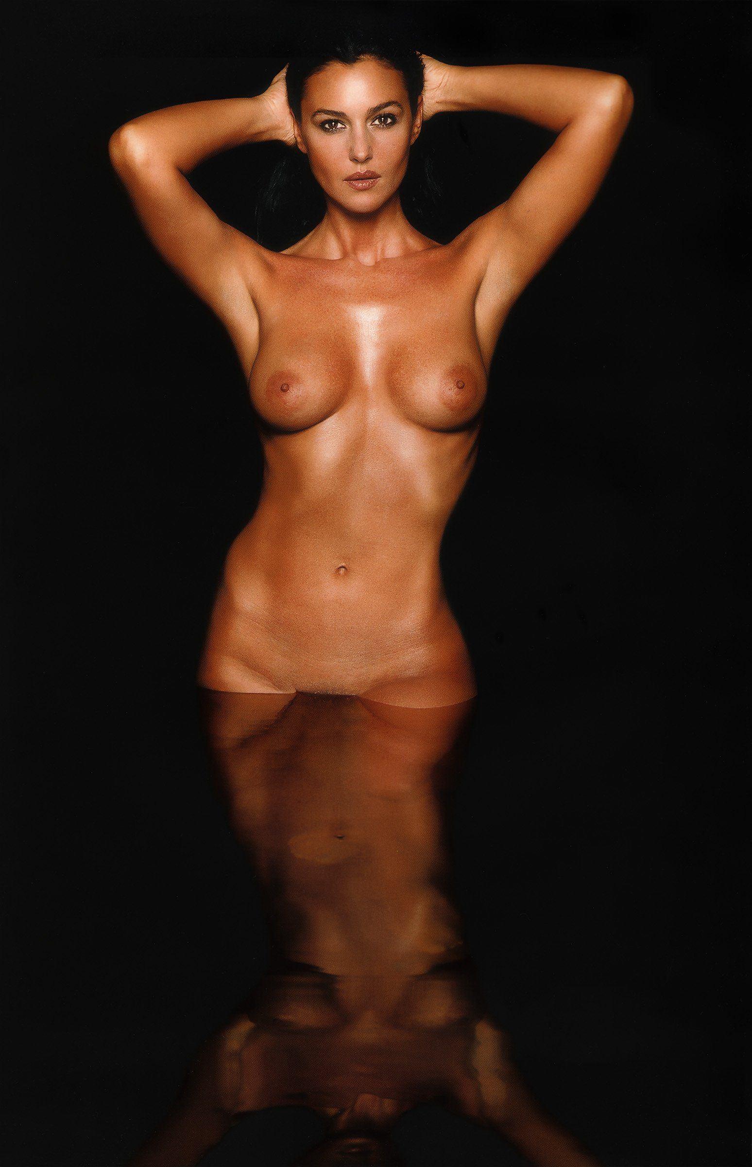 Coo C. reccomend Bellucci celebflix clip malena monica nude