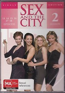 Sex and the city dvd episodes