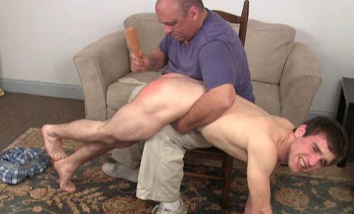 best of Gay otk spanking Mature