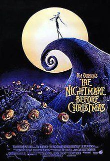 Nightmare before christmas french