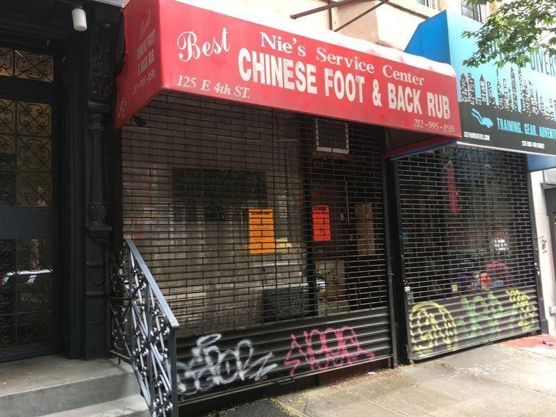 Erotic massage chinatown nyc