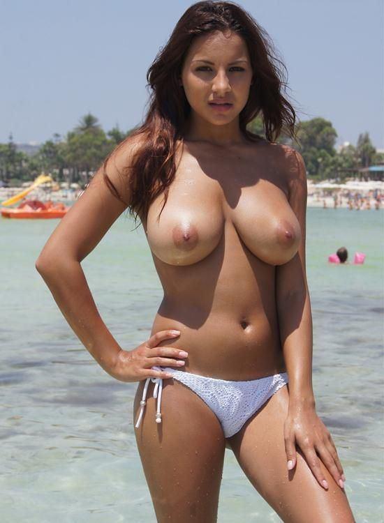 Bikini models top