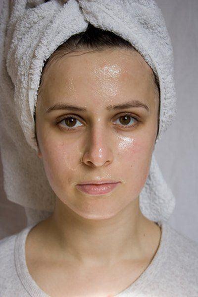 Gi-Gi reccomend Greasy facial skin