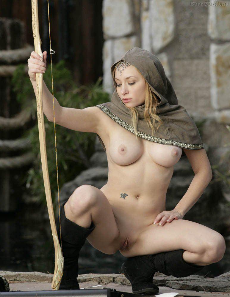 Nude archer Archery Pics
