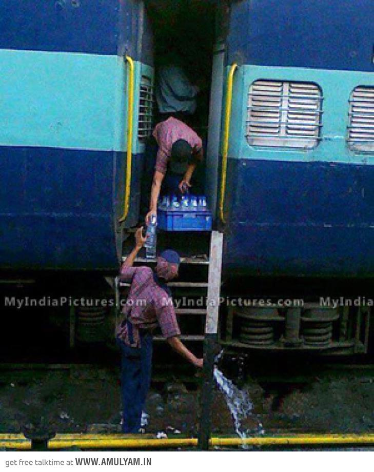 Monsoon reccomend Indian railways funny videos