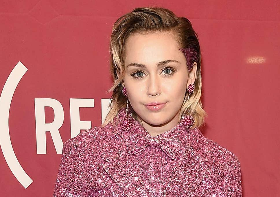 Frostbite reccomend Is miley cyrus really gay