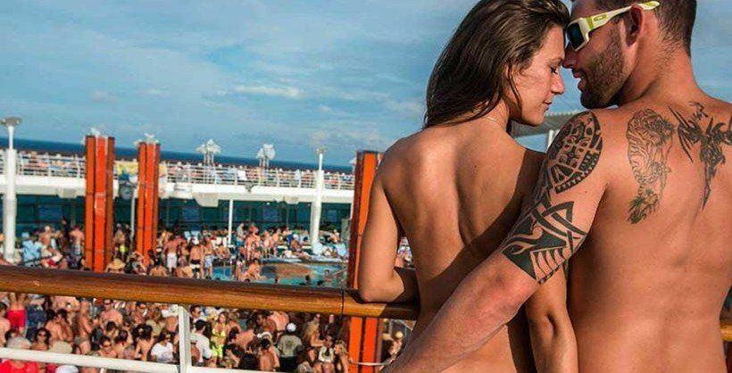Island orgy photos