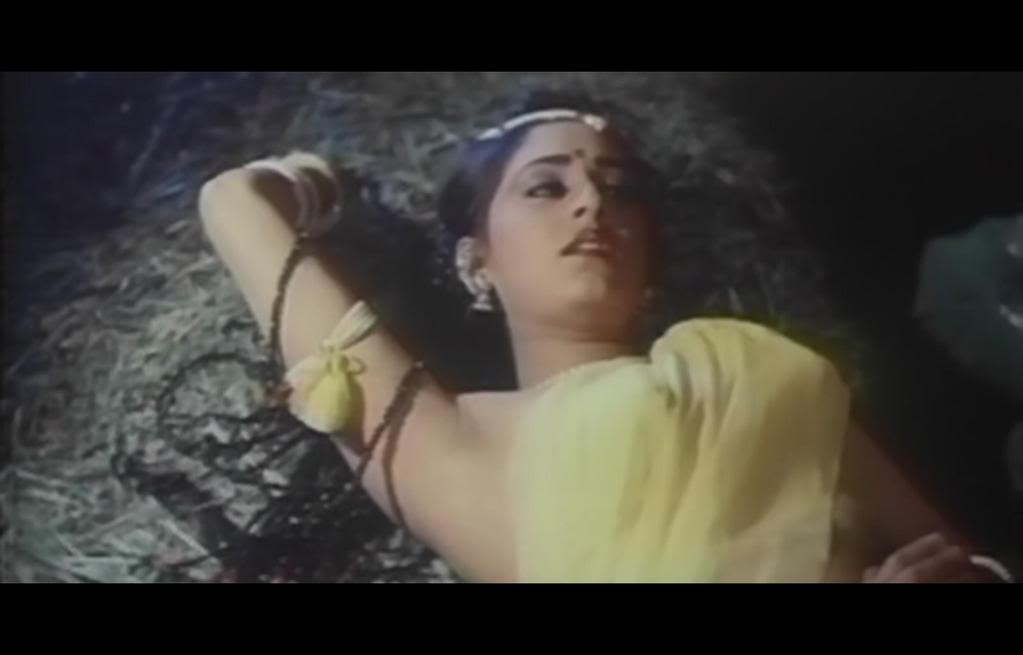 Pussy Jayapradas boobs and mine very
