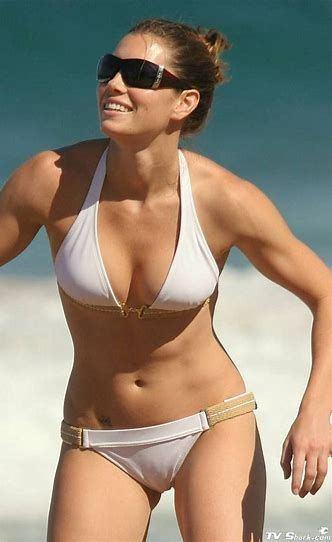 Hot C. reccomend Jessica biel bikini gallery