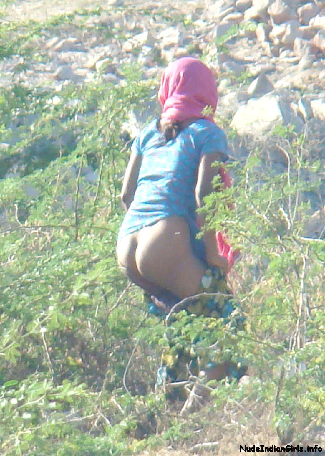 Local indian teen peeing girl photo