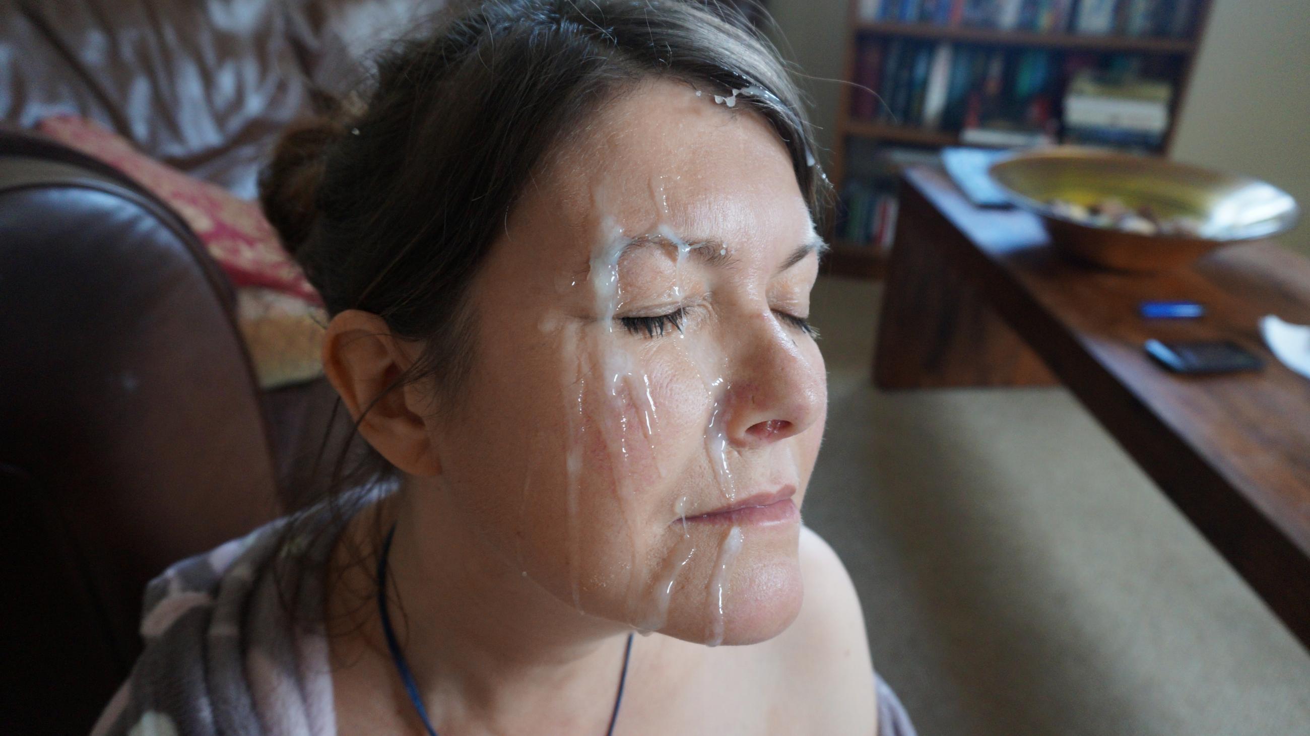 Sarah Michelle Gellar sperma i munnen