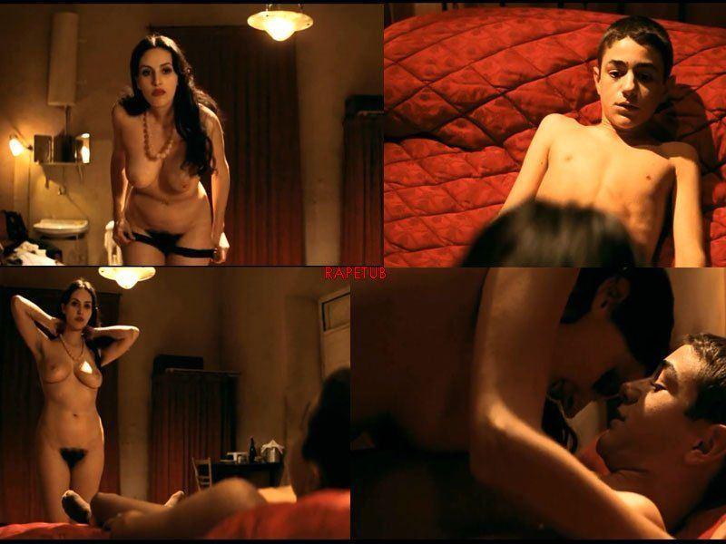 Monica bellucci sex scenes in malena