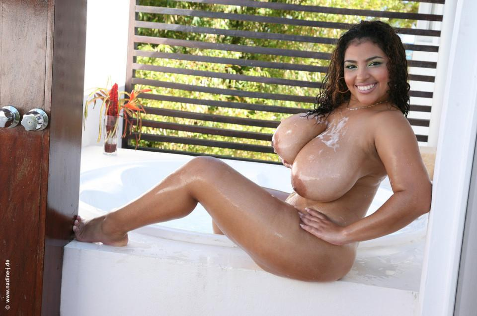 Naked big tit dominicans