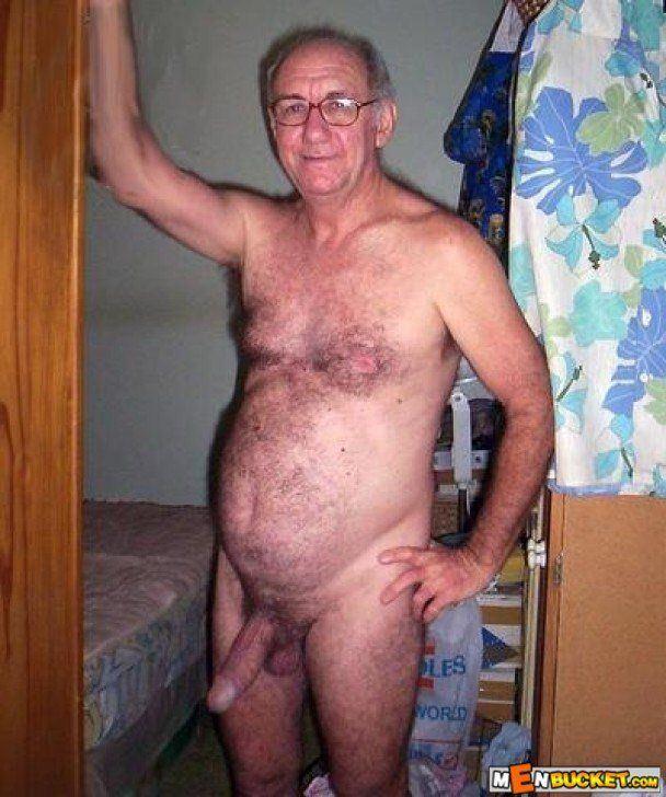 Naked mature men porn