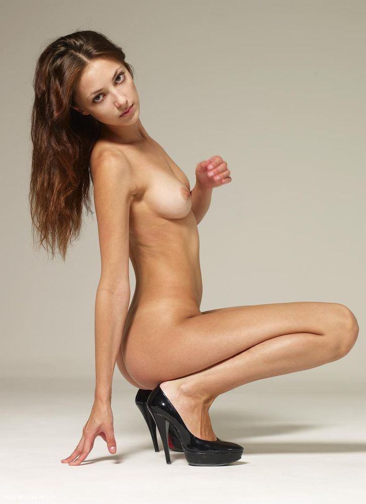 High Heels Nude Babes