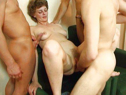 gangbang sex tube