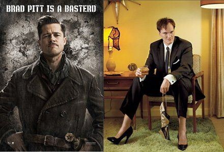 best of Fetish inglorious basterds foot Quentin tarantino