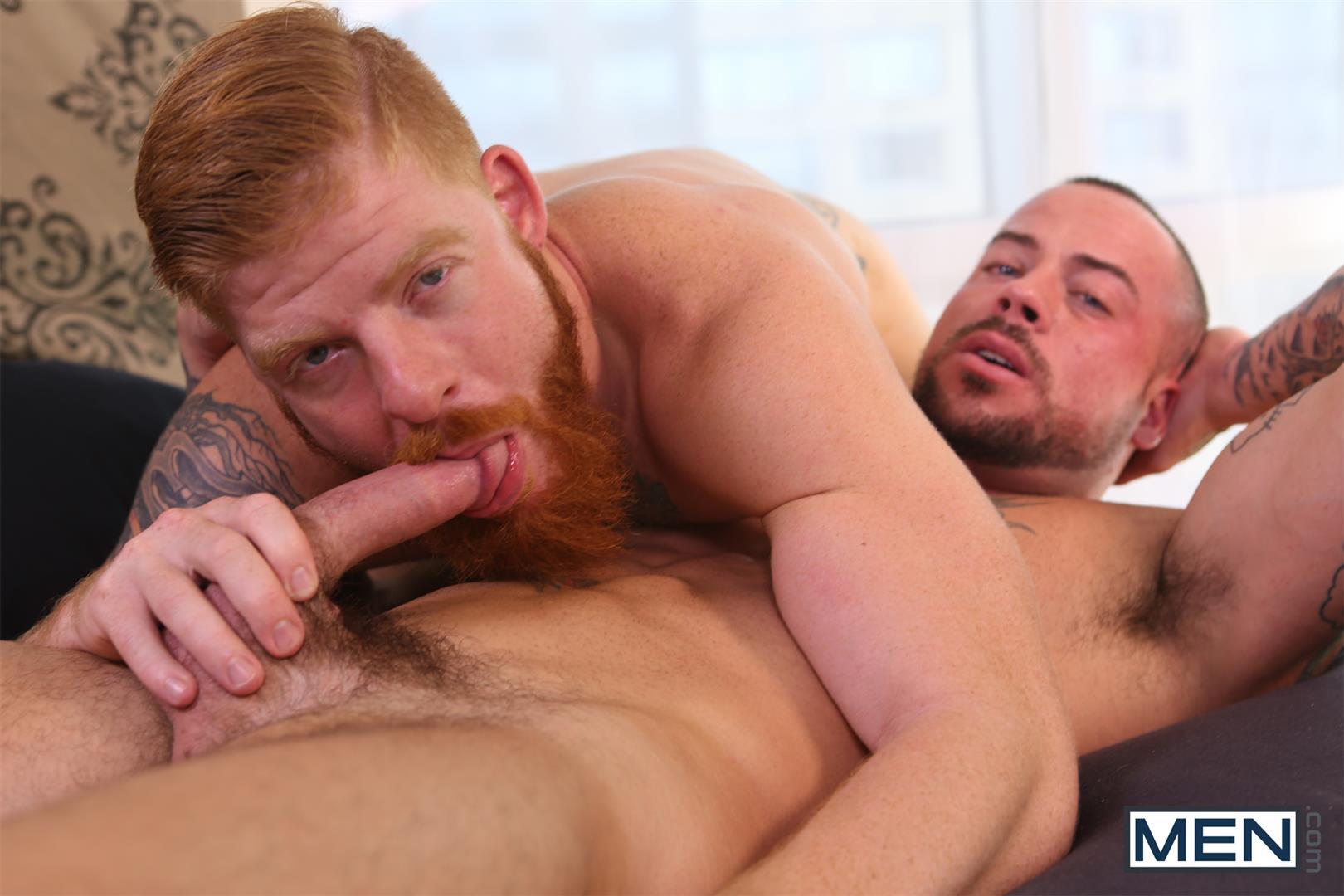 Something is. redhead boys and big dicks explain
