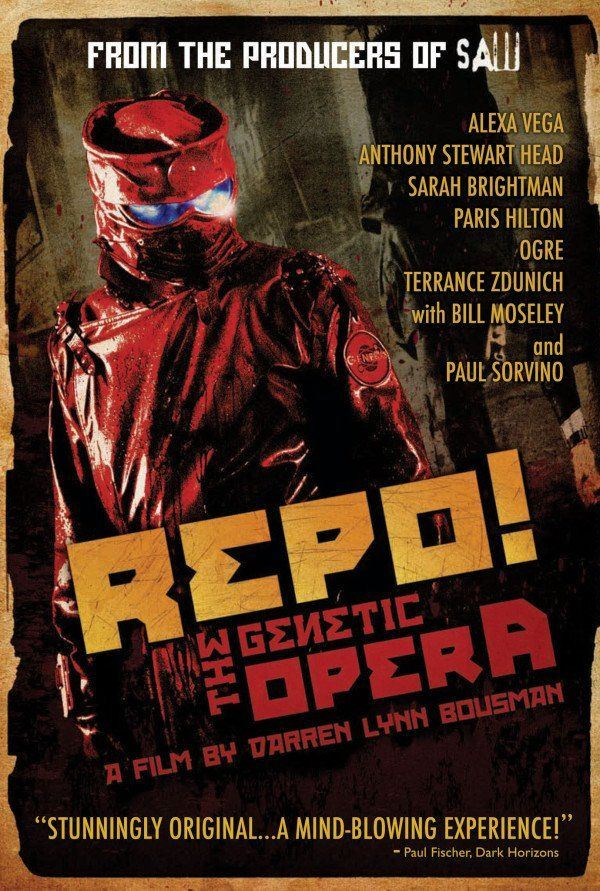 Repo the genetic opera netflix