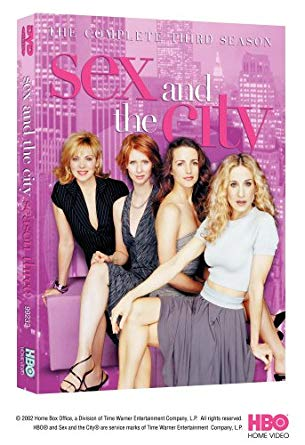 Gummy B. reccomend Sex and the city dvd episodes