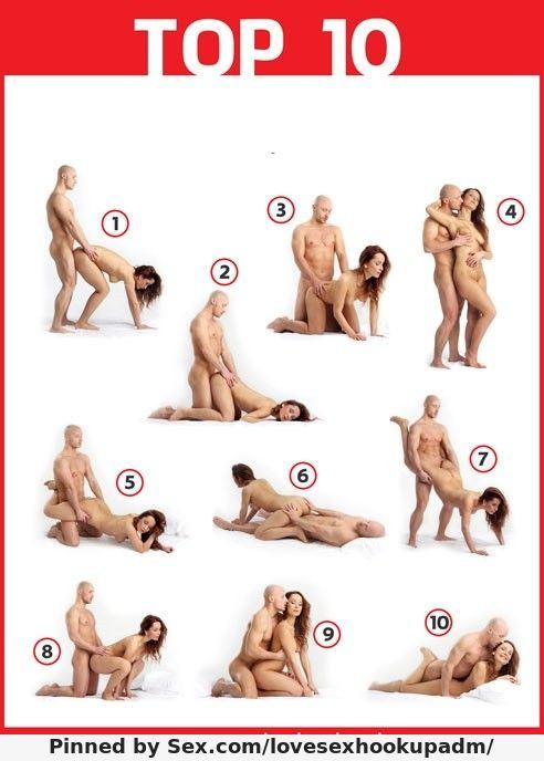 Sex for hard sex positions The 5