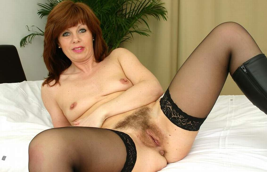 Sex video hot older redhead sorry, does