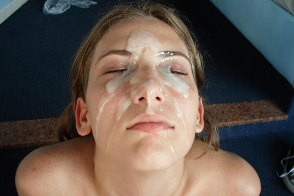 Woodshop reccomend Sexy woman sucks cock cum on her face