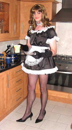Sissy maid husband shemale servant - Hot porno.