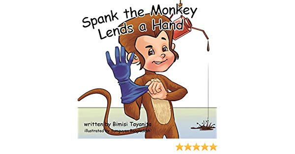 Spank you the monkey