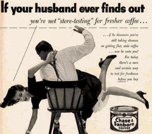 Spank your spouse