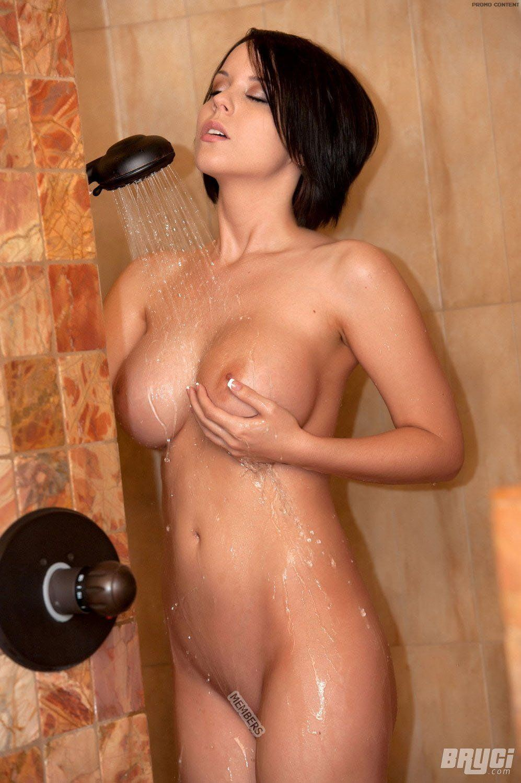 Naked boobied
