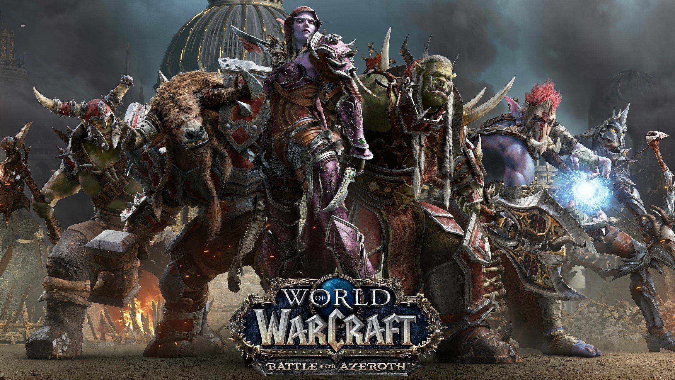Merlot reccomend World of warcraft console